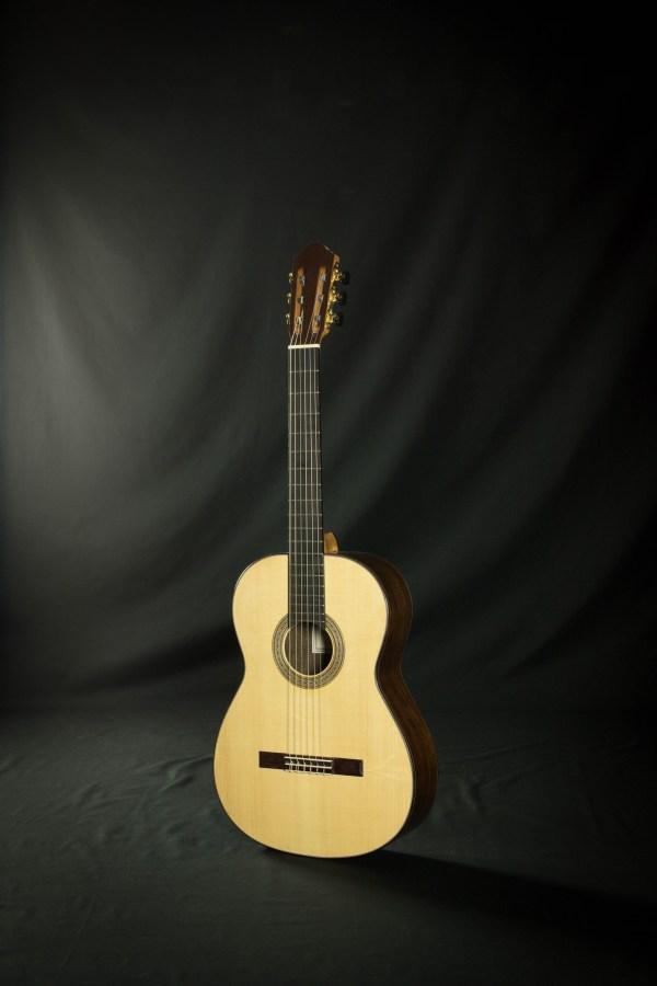2018 Eduardo Bossa Recital 0418003X Spruce EIRW Traditional