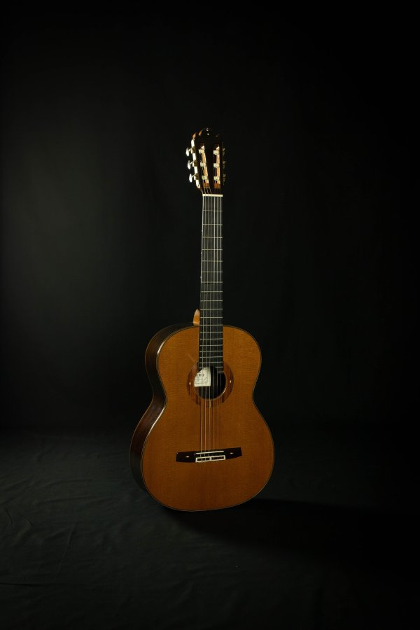 Kohno Custom Classical Guitar 2002 Cedar CSA