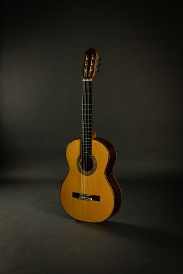 Alan Chapman Classical Guitar #341 2002 Spruce EIRW