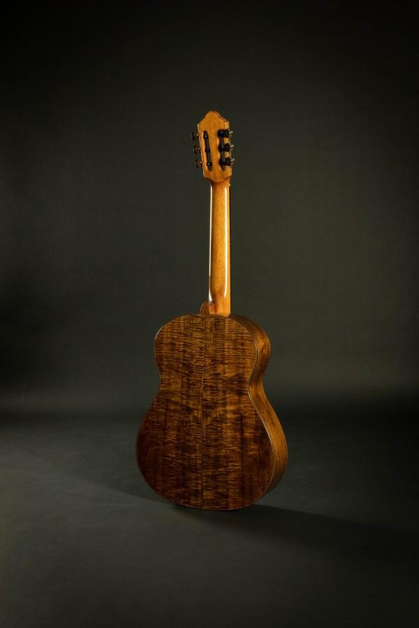 Ashley Sanders Classical Guitar #60 Spruce Australian Blackwood