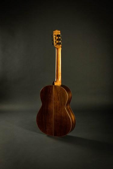 Dake Traphagen 1991 Classical Guitar Coltrane Cedar EIRW