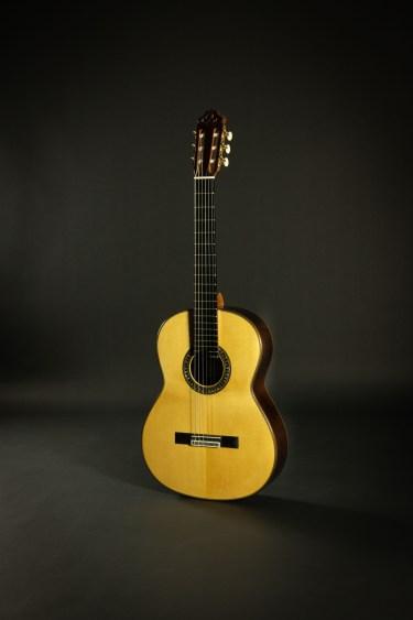 Manuel Adalid Anniversario Classical Guitar #62 Spruce w/Madagascar RW