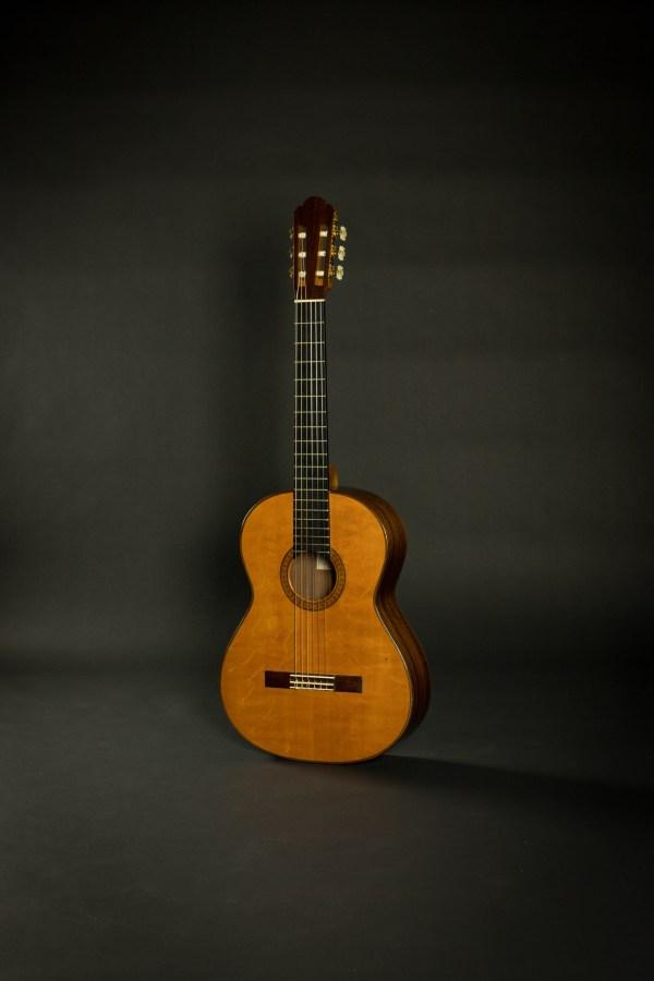 Manuel Velazquez Classical Guitar 1977 Spruce EIRW