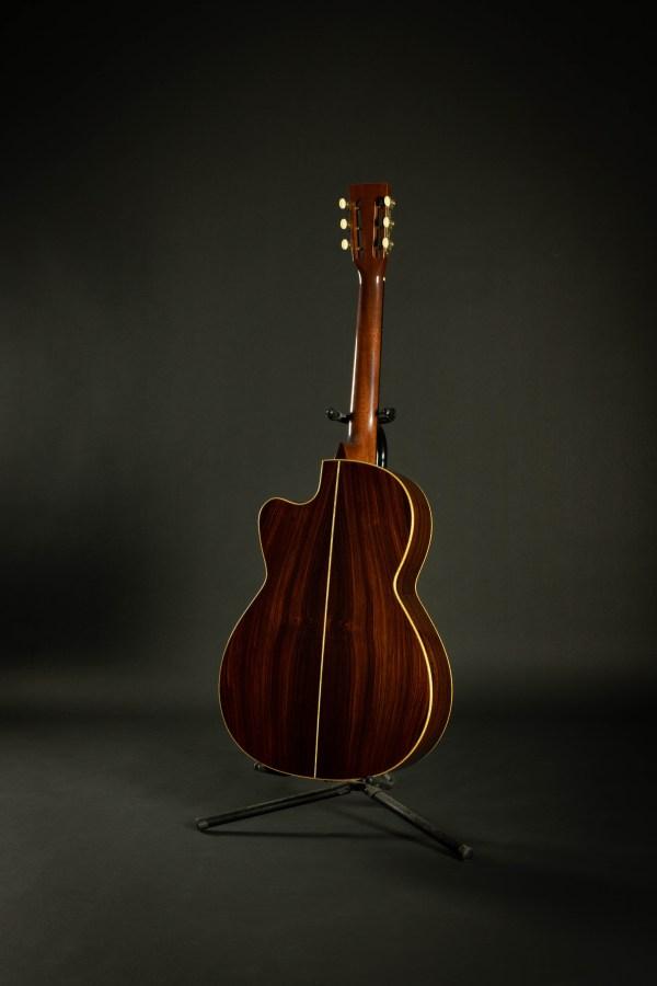 Marc Beneteau Acoustic Guitar 2000 Model 000-12