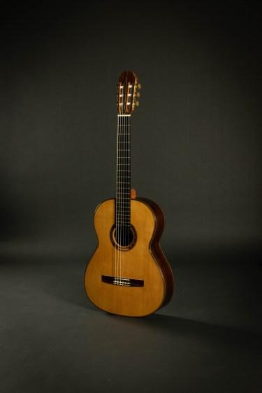 Sergei de Jonge Classical Guitar 2000 Spruce CSA