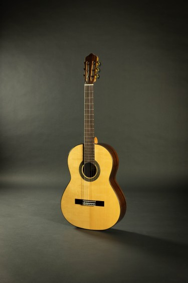 Kenny Hill Classical Guitar Estudio ; 628mm Spruce