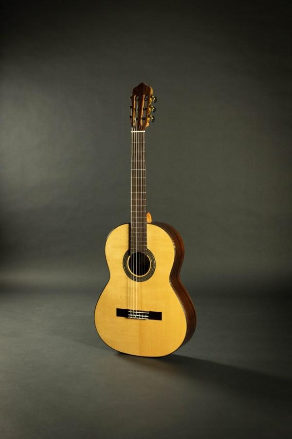 Kenny Hill Classical Guitar Estudio ; 628mm Spruce