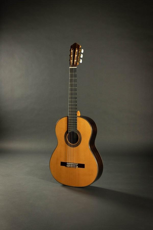 Kenny Hill Player Classical Guitar 640mm Cedar
