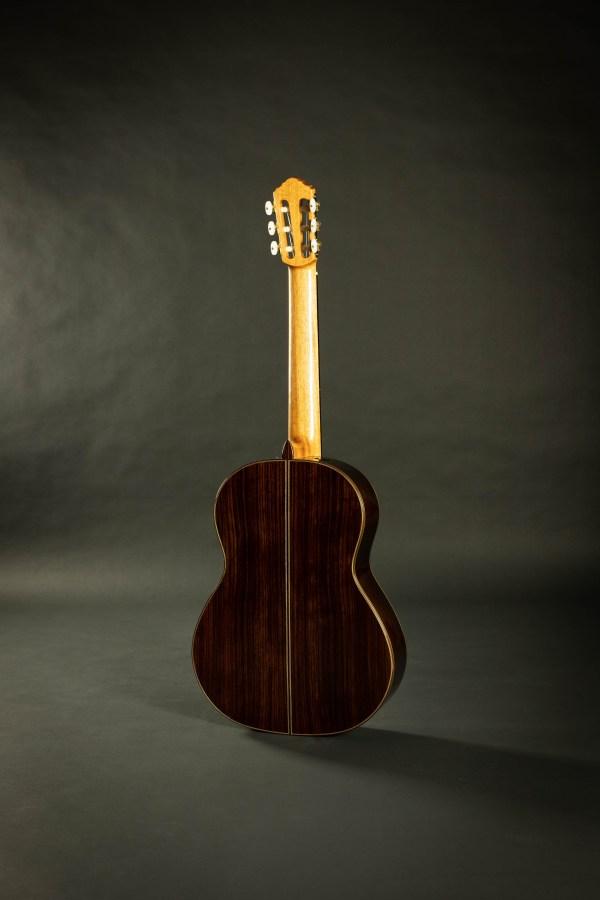 Kenny Hill Player Classical Guitar - 640mm Cedar Elevated FB PORTS