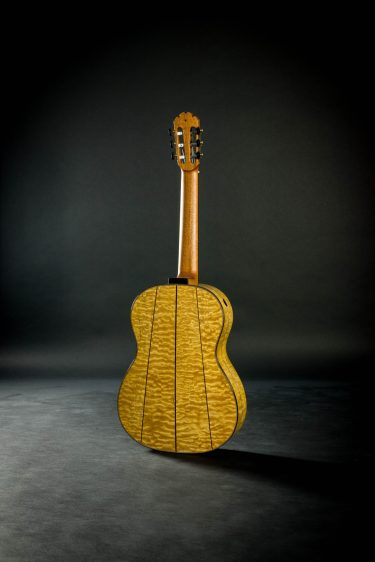 Matt Rubendall 2017 Spruce Quilted Maple