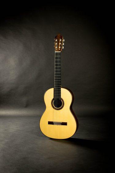 2014 Jochen Rothel Spruce EIRW Classical Guitar