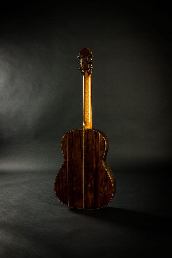"2013 Jason Wolverton ""Dindi"" Spruce Madagascar RW 640mm"
