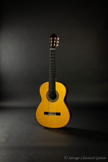 Savage Classical Guitar Model 10 Spruce EIRW