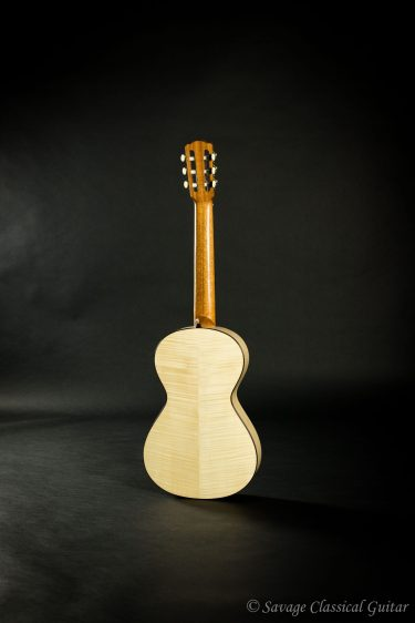 2020 Manuel Adalid Romantica Lacote Spruce Maple 628mm