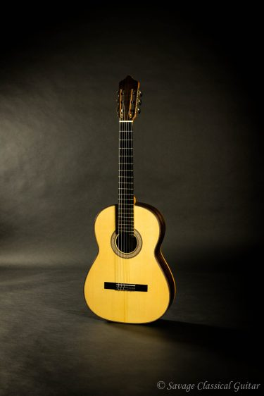 2018 Michael O'Leary #222 Yellow Cedar Malaysian Blackwood