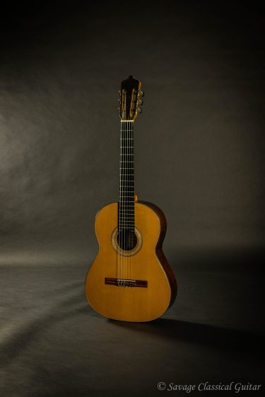 2011 Michael O'Leary #158 Cedar Cocobolo Lattice 630mm