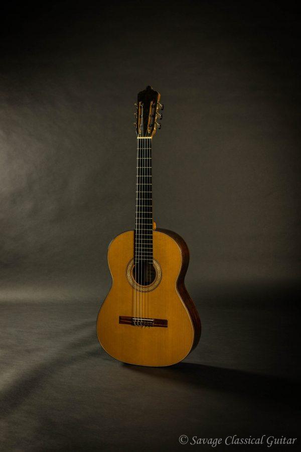 2011 Michael O'Leary #158 Cedar Cocobolo Lattice 630mm