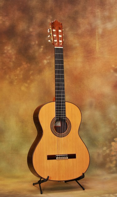 Jose Ramirez 4E Classical Guitar   Savage Classical Guitar