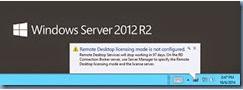 How to define a Remote Desktop Services License server for XenApp / XenDesktop 7.x Windows Server 2012 application server