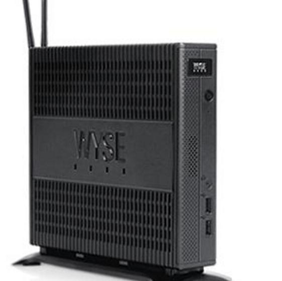 A black case