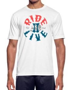 R2L T-Shirt Men White