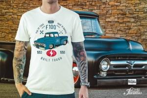 Ford F100 - Built Tough