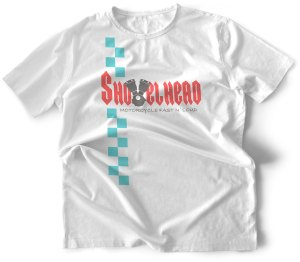 Shovelhead Race Shirt White