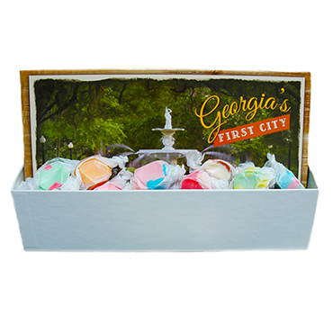 Savannah Taffy Gift Box Apples Amp Taffy Savannah Candy