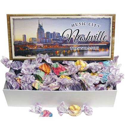 Souvenir Saltwater Taffy Assortment Savannah Candy Kitchen