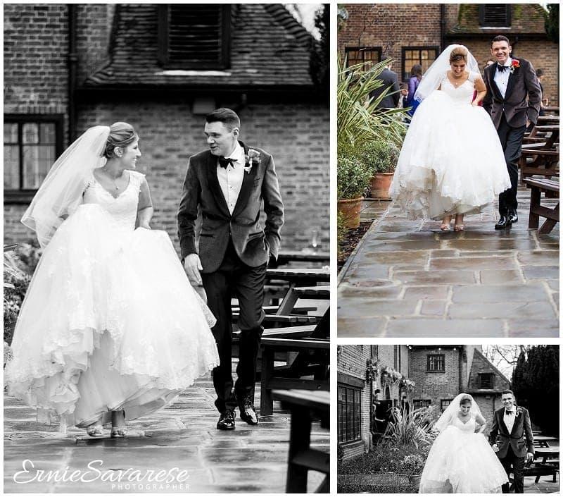 Tudor Barn Eltham Wedding