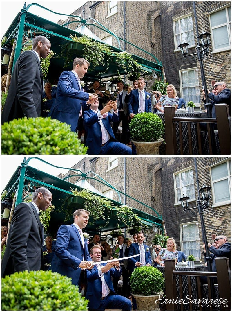 Wedding Photographer London Ernie Savarese