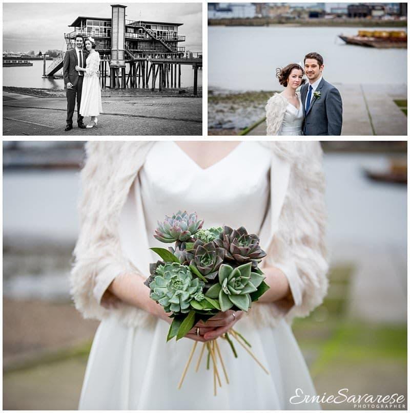 Wedding Photography London Greenwich Yacht Club
