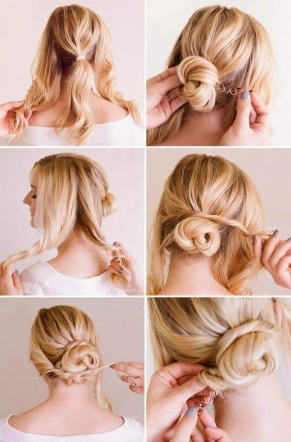 Einfache Schicke Frisuren Inspirationen