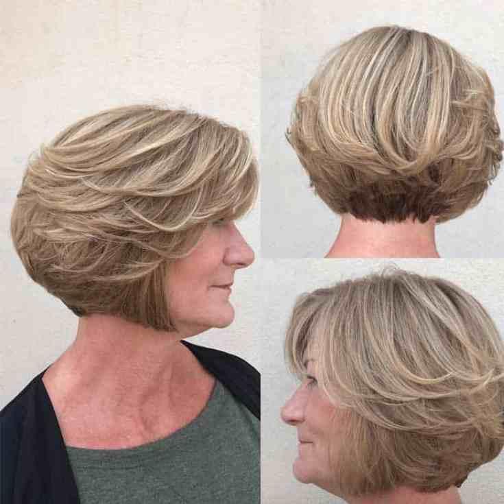 27+ beste frisuren ab 60 und haarschnitte für frauen