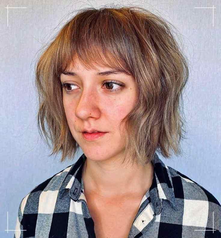 27 Weiches texturiertes Haar