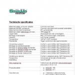 Specificaties en handleiding - Technische omschrijving