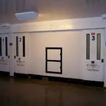 cell doors Polunsky