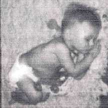 Baby Charles D. Raby