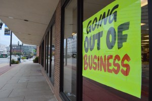 Smulekoff's closed its doors in November 2014 after 125 years in downtown Cedar Rapids. (photo/Cindy Hadish)