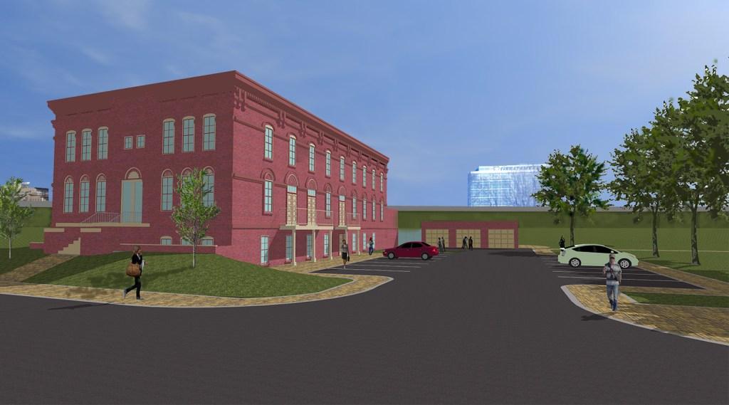 Will Knutson Building meet same fate as historic Sinclair smokestack?