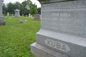 John Kuba lived in the home until the time of his death in 1922. (photo/Cindy Hadish)