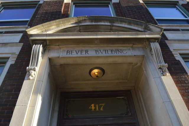 Tribute to Bever Building planned before historic building is demolished