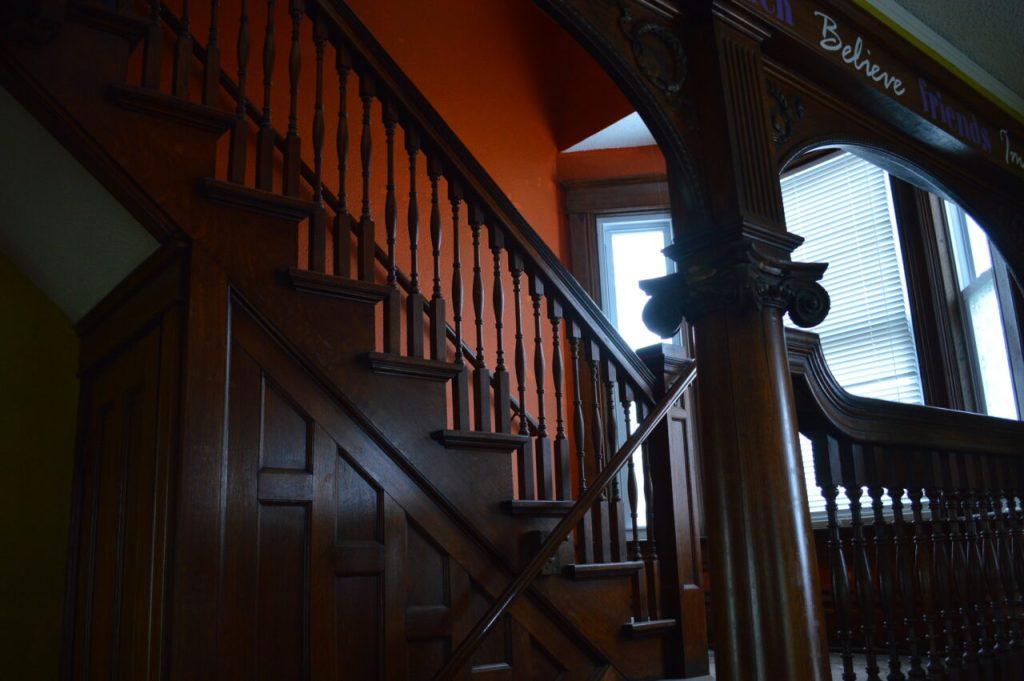 Early 1900s home saved in Cedar Rapids will honor memory of beloved board member