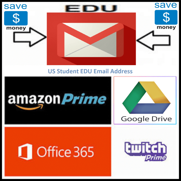 Buy US Student Edu Email Account