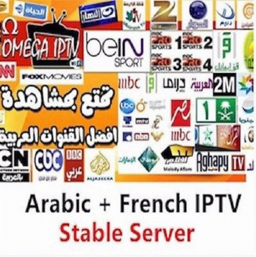 40% OFF IPTV 6 months Subscription M3U file Sports USA UK Arabic sky adult