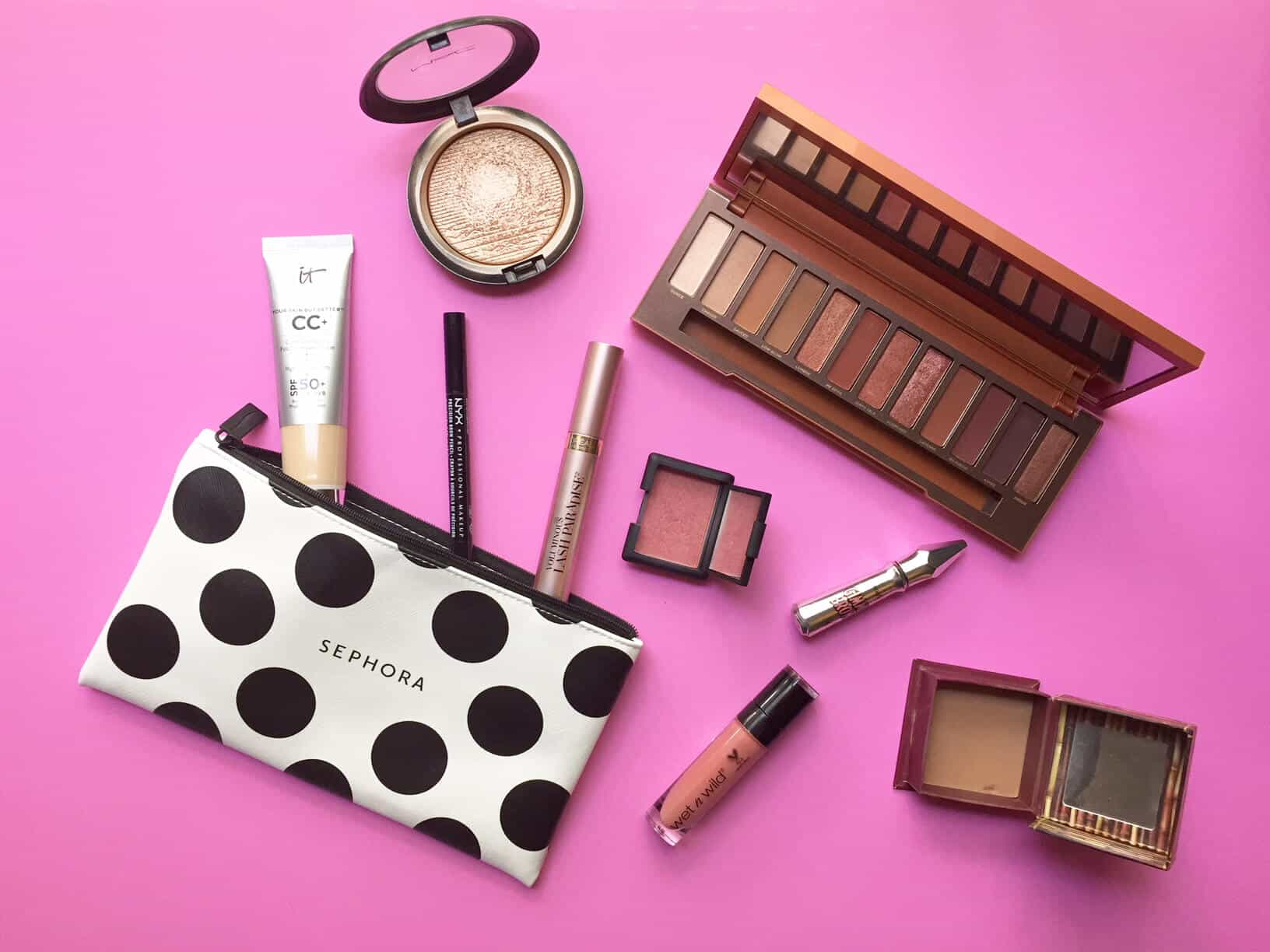 What's In My Make Up Bag: The Fall Edit