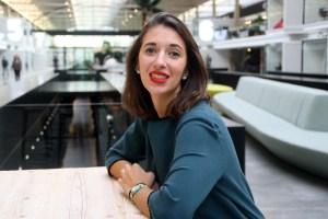 Dorothée, co-fondatrice de save eat
