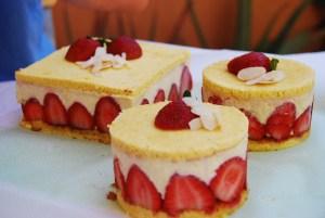 recette printemps fraisier save eat
