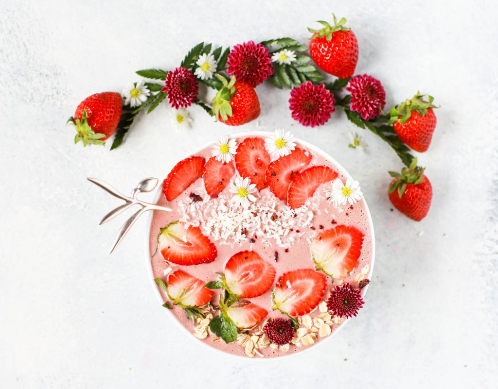 smoothie bowl save eat