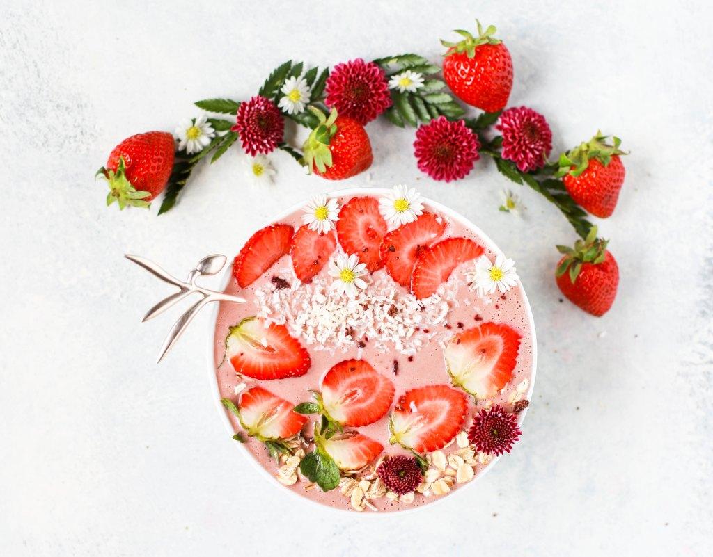 smoothie bowl save eat